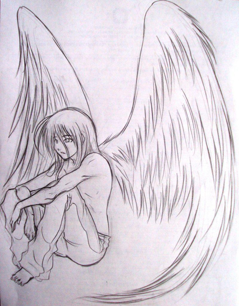 Sketch Angel