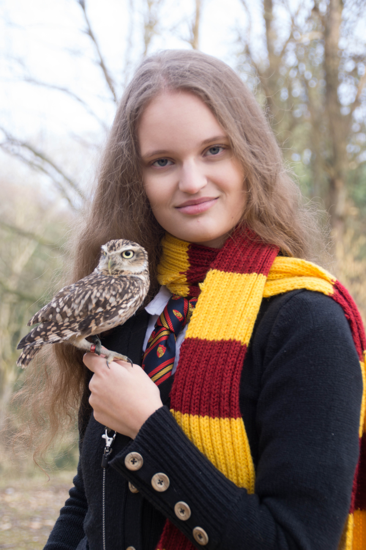 Hermione Granger Cosplay OWl