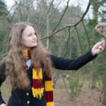 Harry Potter Cosplay Owl
