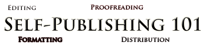 Self-publishing logo