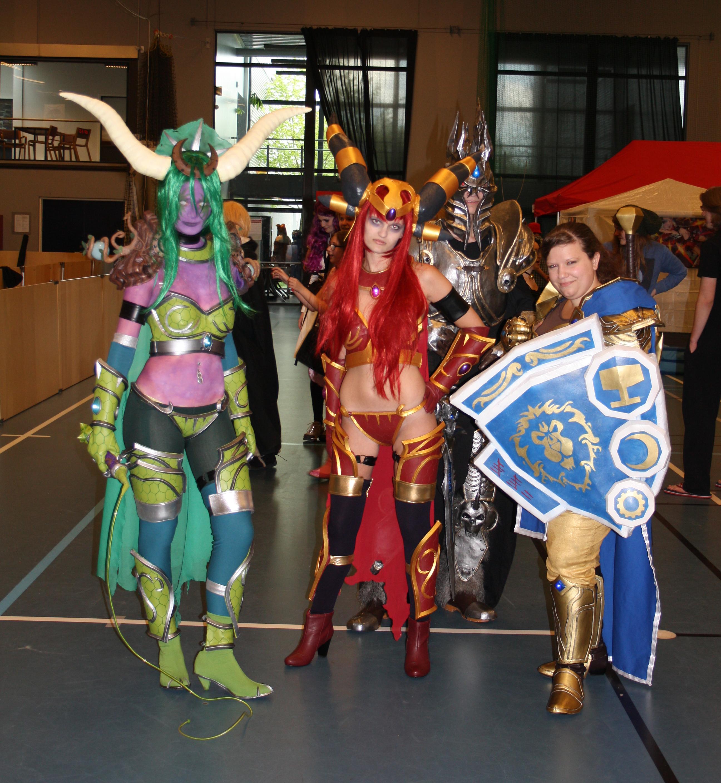 Team Warcraft