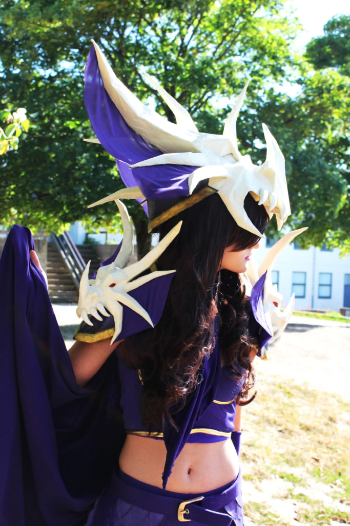Dragonstalker Hunter cosplay WoW
