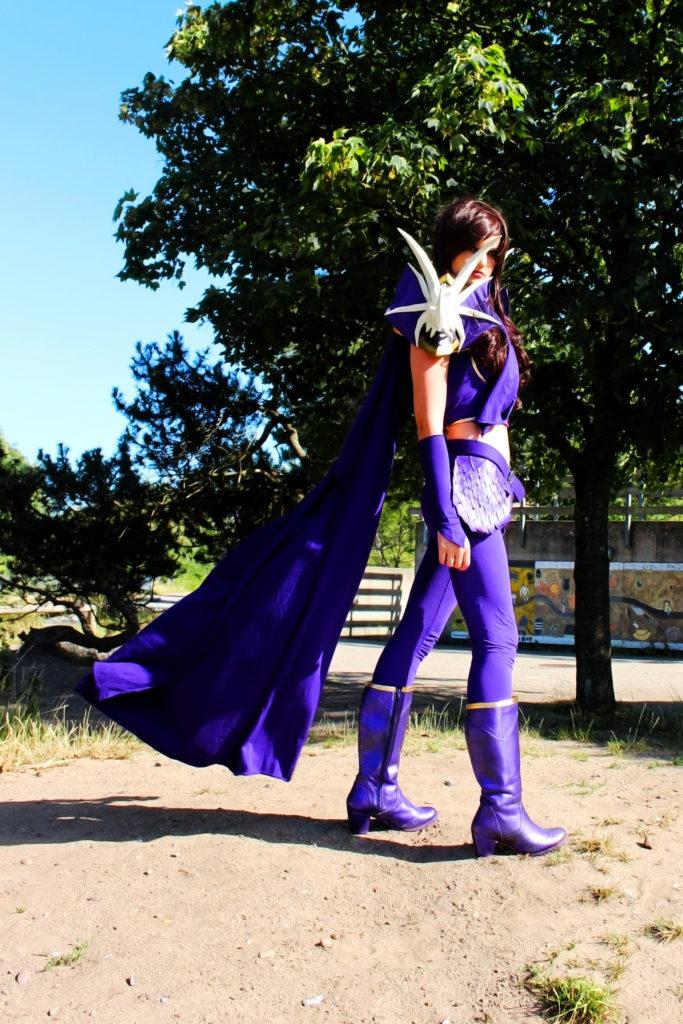 Dragonstalker Hunter cosplay cape