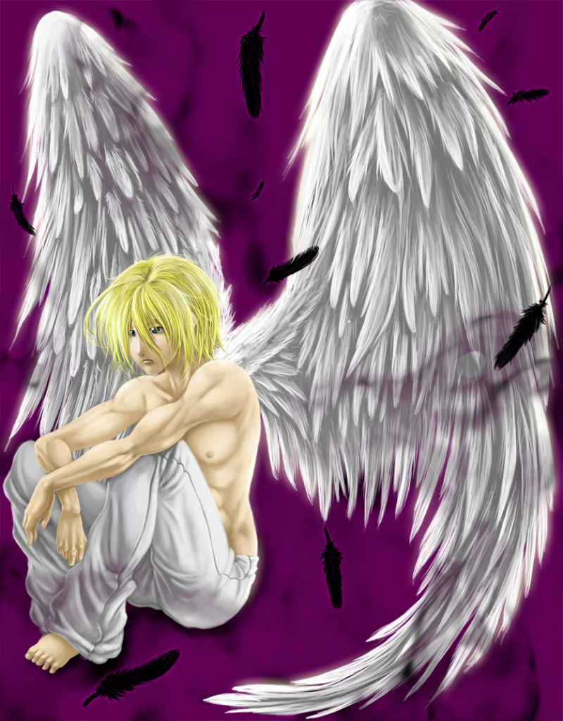 Seymour Angel Artwork