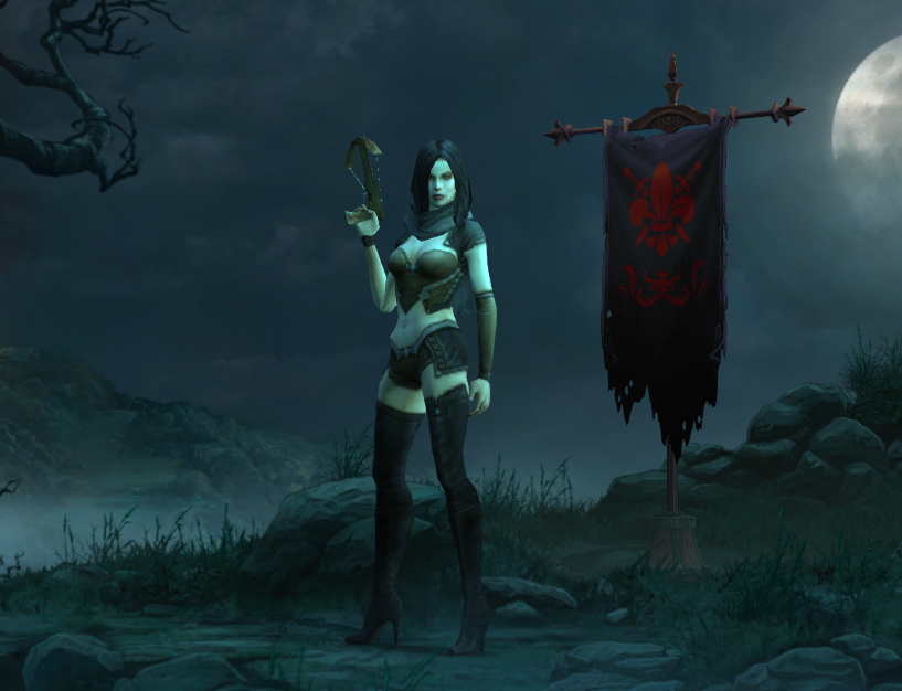 Demon Hunter Level 1