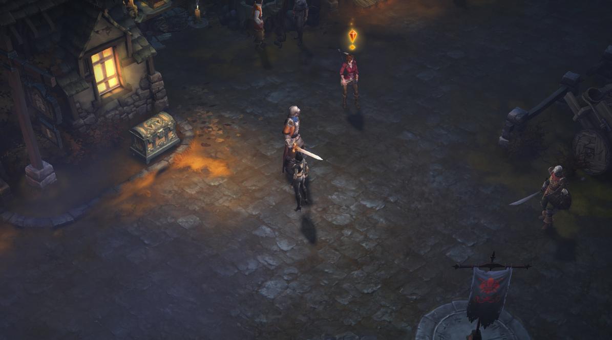 Diablo III Act 1