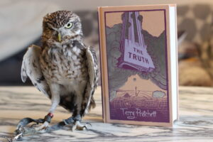The Truth Terry Pratchett Owl