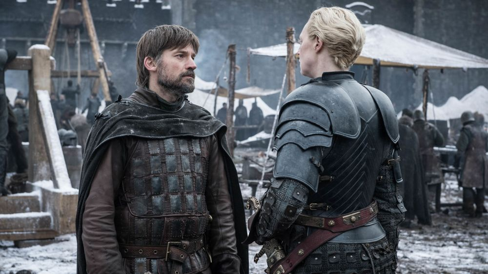 Game of Thrones Season 8 Episode 2 Brienne Jaime