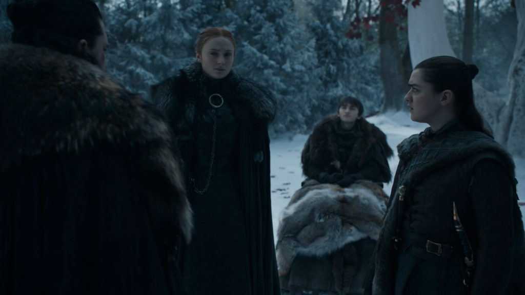 Game of Thrones The Last of the Starks
