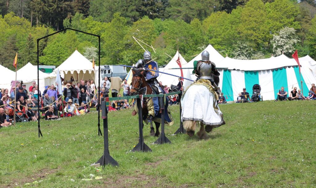 Renaissance Fair Joust
