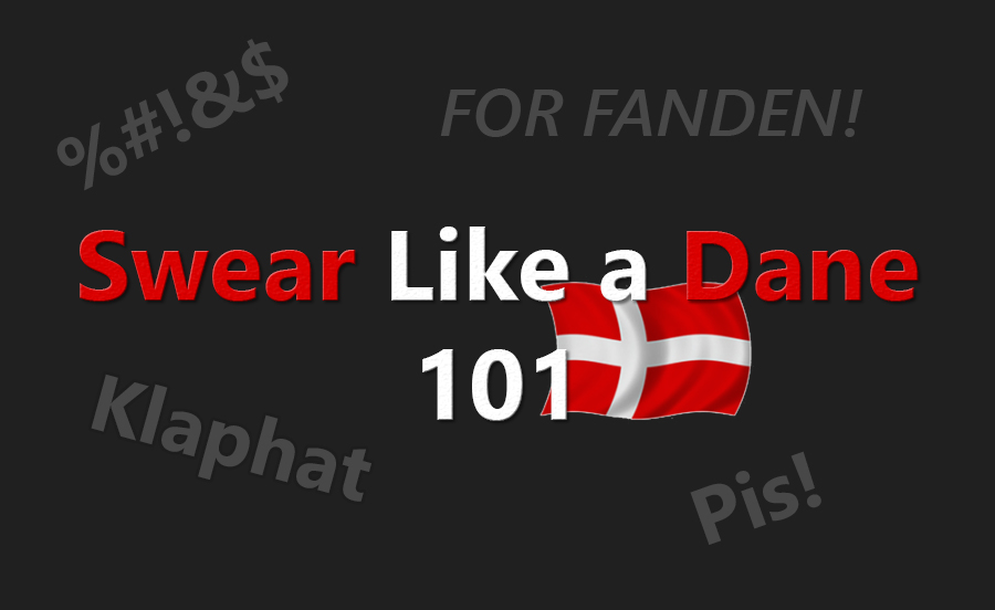 Danish swear words