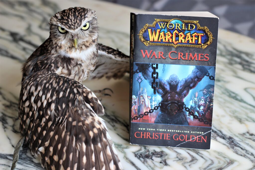 War Crimes Christie Golden Warcraft
