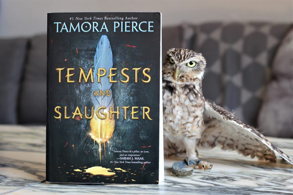 Tempests and Slaughter Tamora Pierce