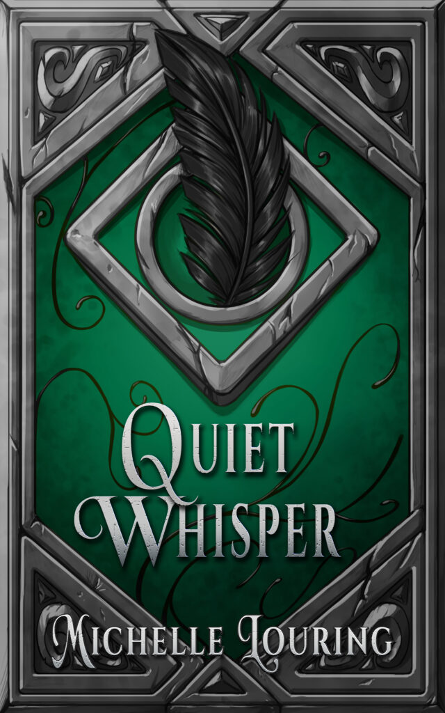 Quiet Whisper Michelle Louring cover