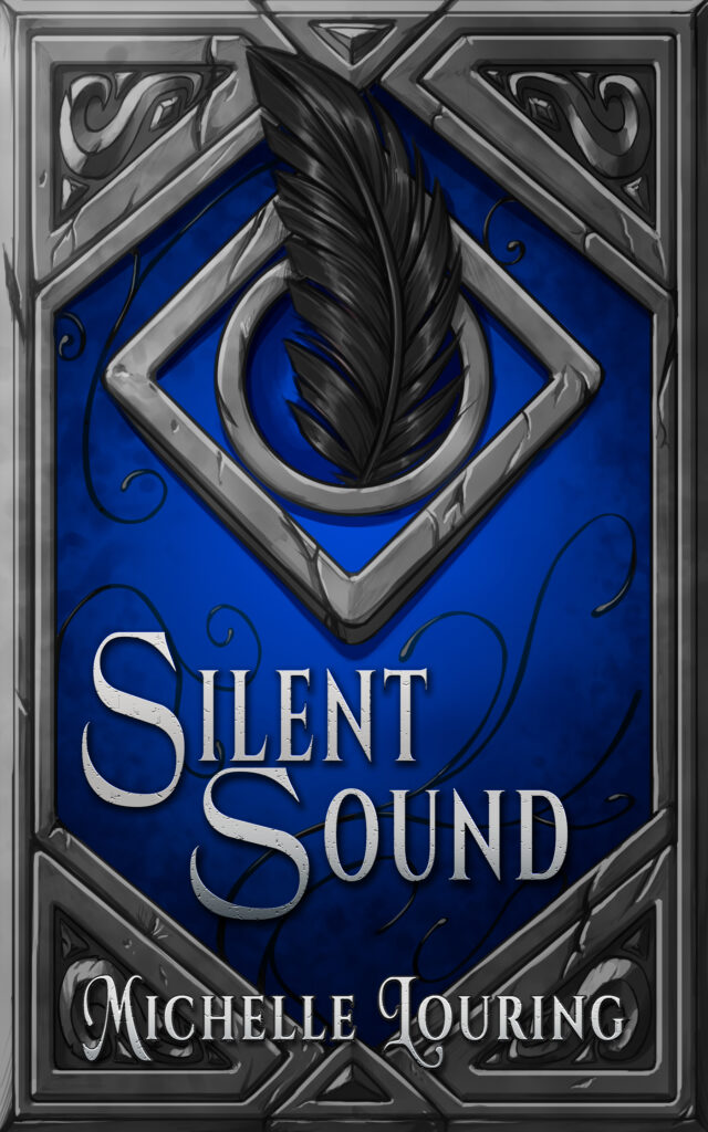 Silent Sound Michelle Louring cover