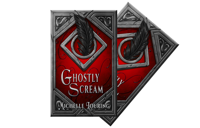 Cover Graphic Ghostly Scream