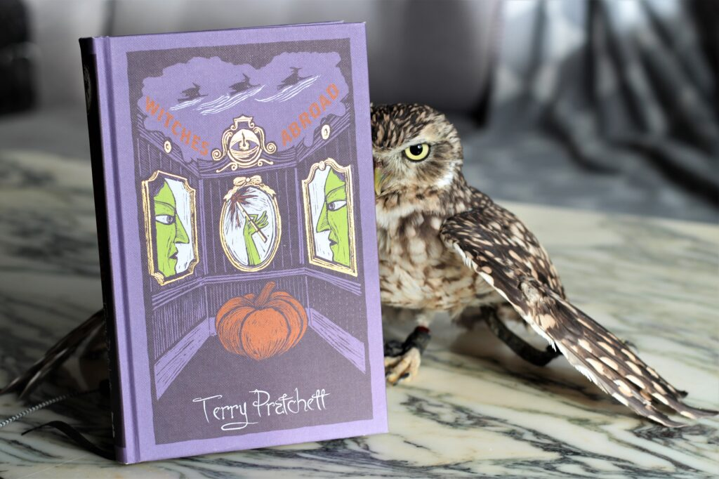Witches Abroad Terry Pratchett Owl