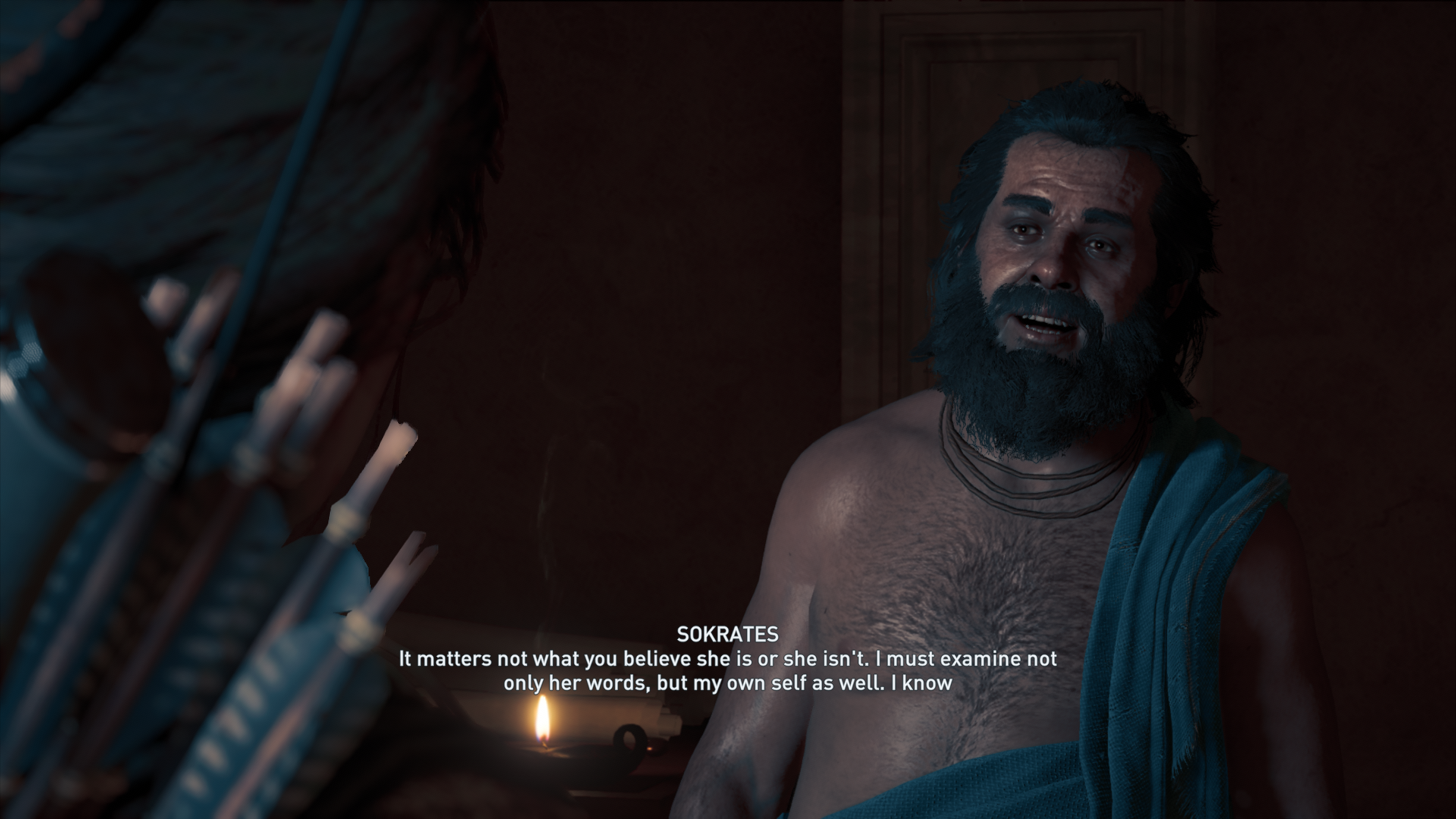 Sokrates Assassin's Creed Odyssey