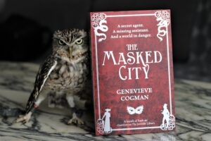 The Masked City Genevieve Cogman