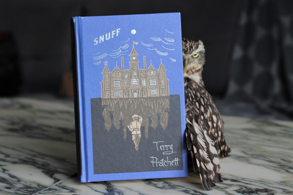 Snuff by Terry Pratchett Discworld