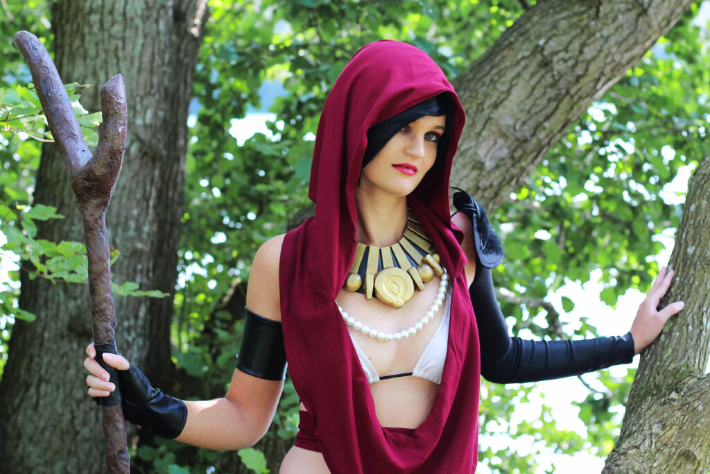 Morrigan Cosplay Dragon Age
