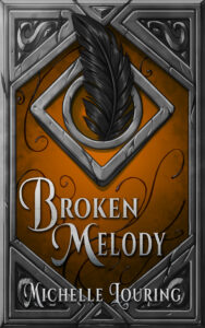 Broken Melody Michelle Louring Cover