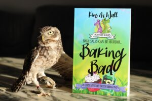 Baking Bad by Kim M. Watt