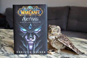 Arthas by Christie Golden