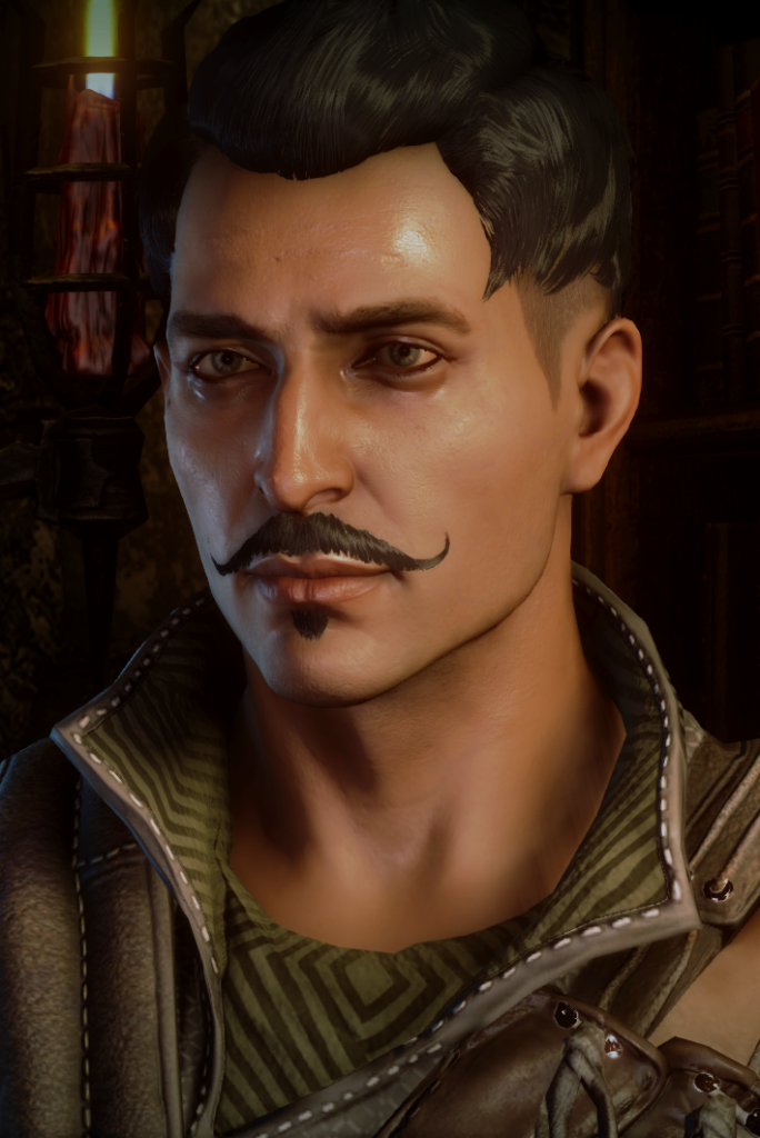 Dorian Pavus Dragon Age Inquisition