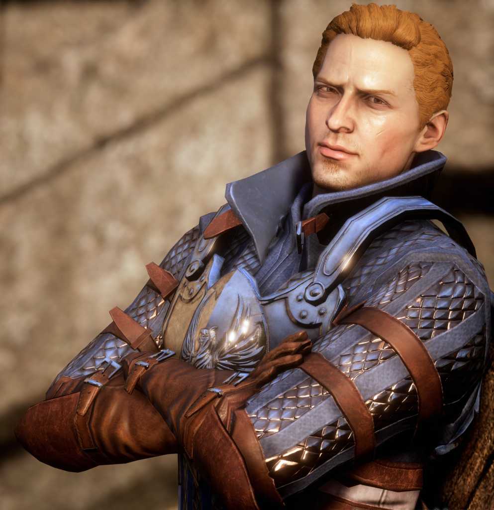 Dragon Age Inquisition Grey Warden Alistair
