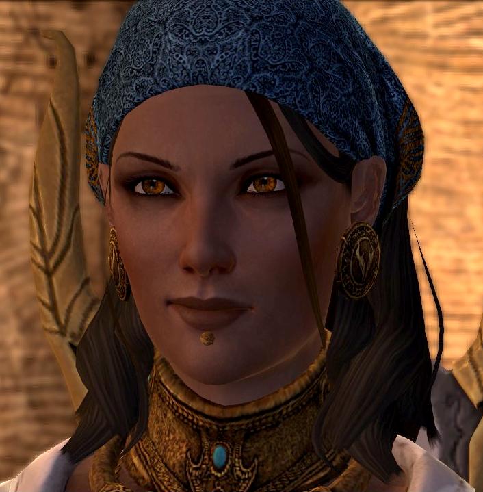 Isabela Dragon Age II