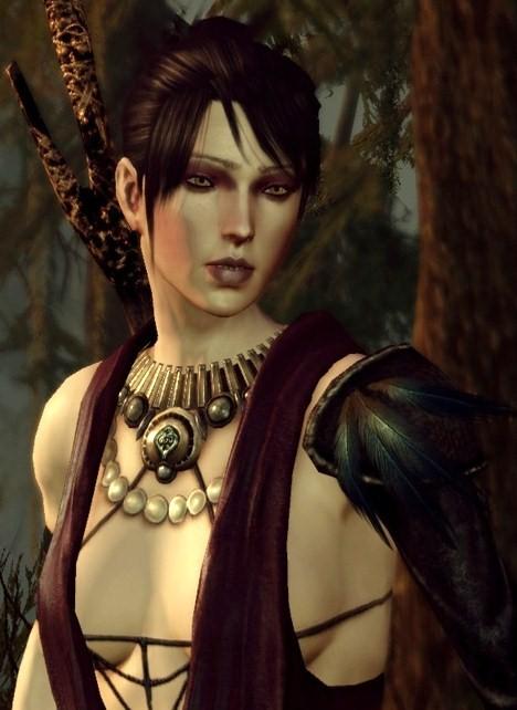 Dragon Age Companions Morrigan