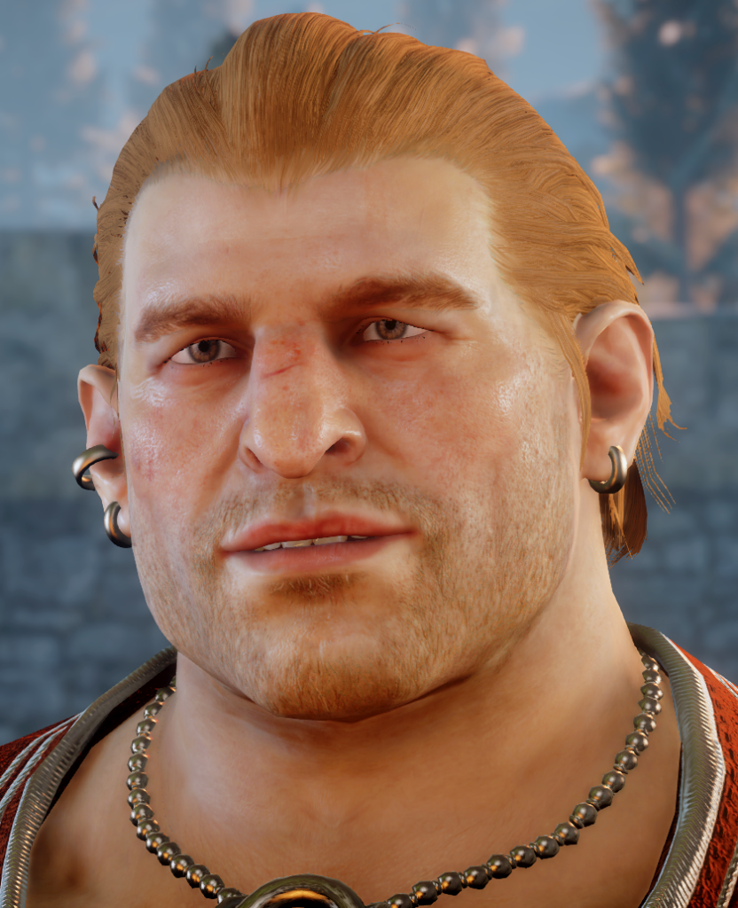 Varric Tethras Dragon Age Inquisition
