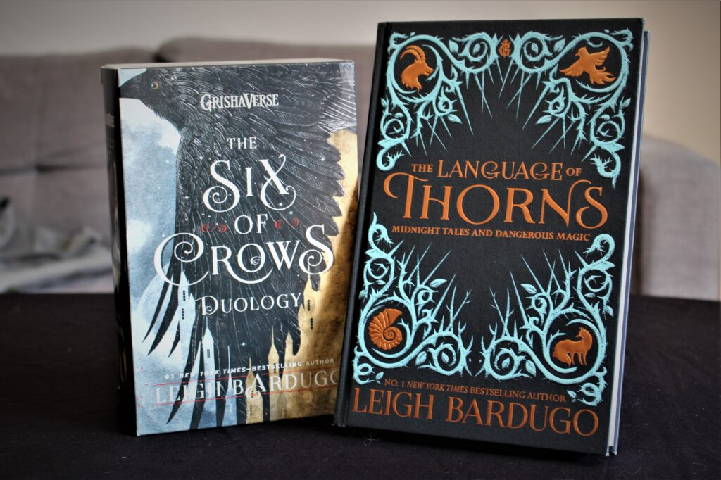 Six of Crows and The Language of Thorns