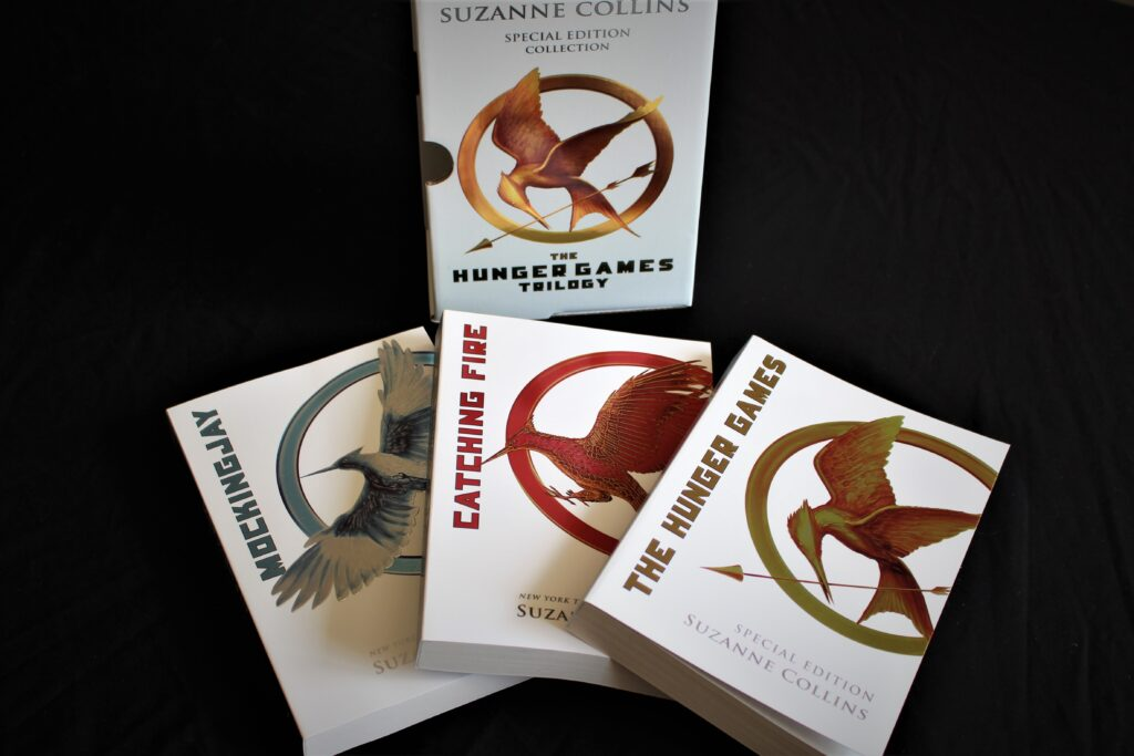 Hunger Games 10th Anniversary Box Set