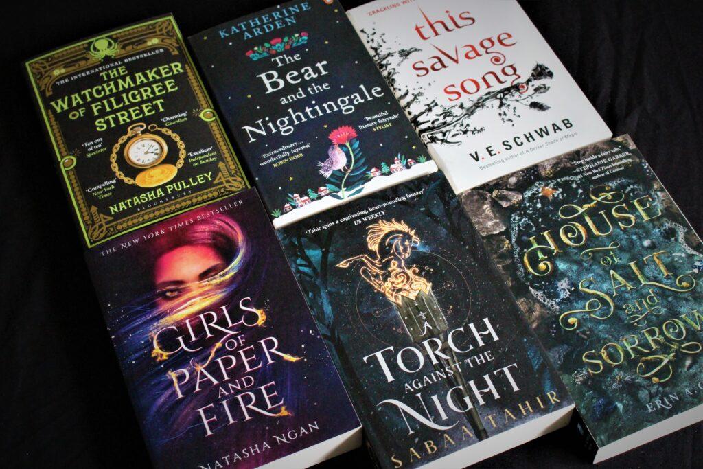 Fantasy Book haul