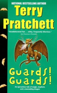 Guards Guards Terry Pratchett