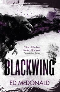 Blackwing Ed McDonald