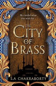 City of Brass S. A. Chakraborty