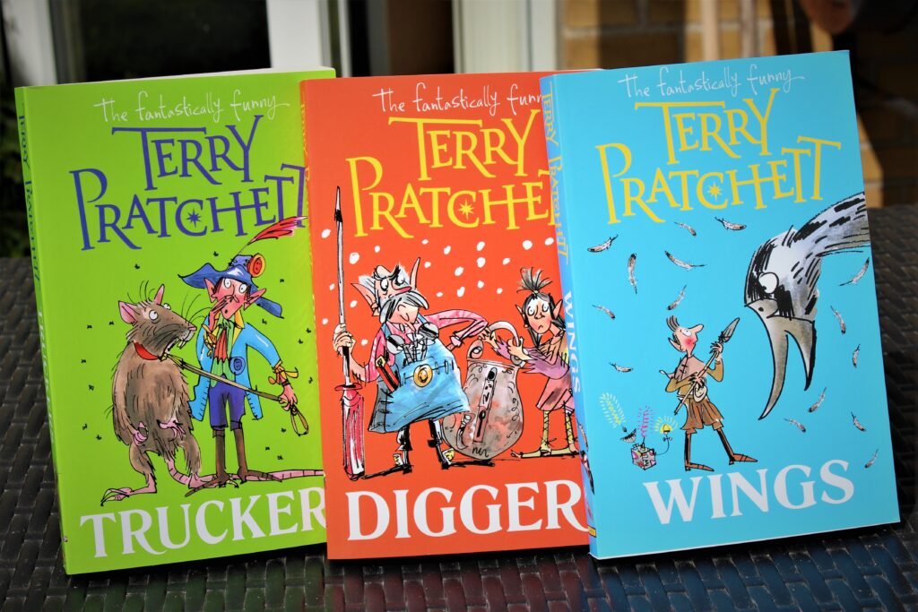 The Bromeliad Terry Pratchett