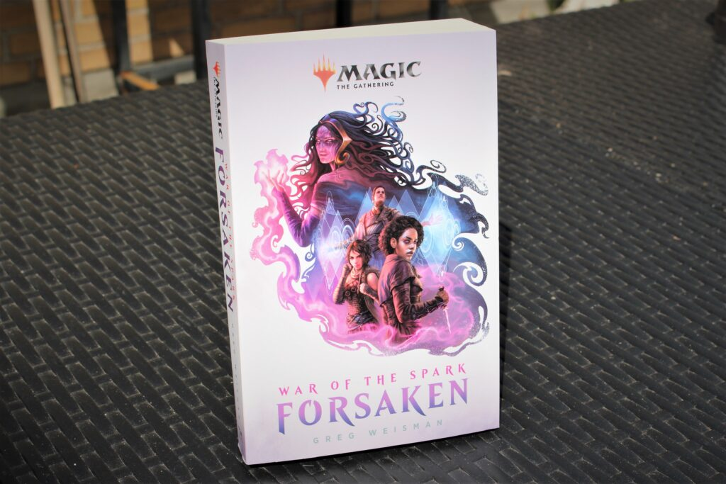 War of the Spark: Forsaken Greg Weisman