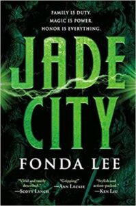 Jade City Fonda Lee