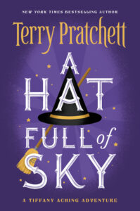 A Hat Full of Sky Terry Pratchett cover