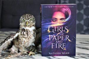 Girls of Paper and Fire Natasha Ngan
