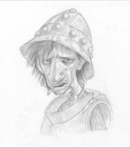 Nobby Nobbs Discworld Paul Kidby