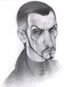 Havelock Vetinari Discworld Paul Kidby