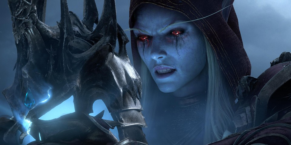 World of Warcraft Shadowlands Cinematic Trailer
