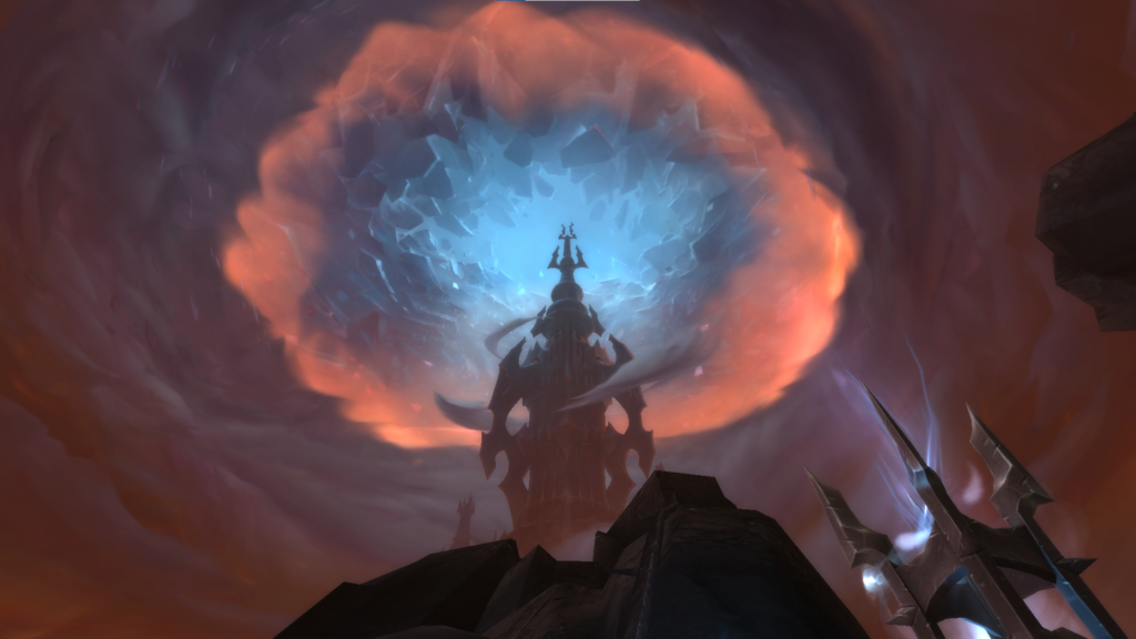 World of Warcraft Shadowlands The Maw
