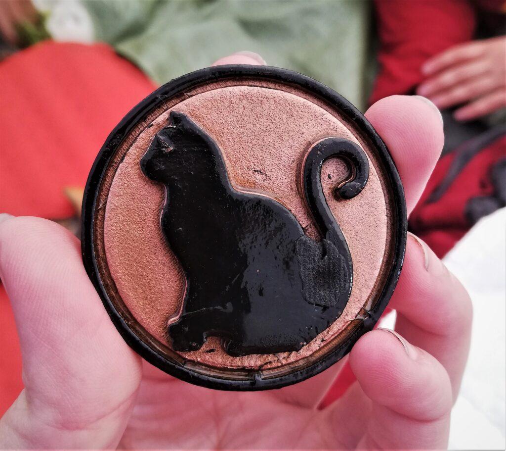 Ranald coin Krigslive